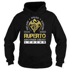 RUPERTO Legend - RUPERTO Last Name, Surname T-Shirt
