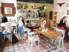 Un goûter chez Soul KitchenSoul Kichen – 33 rue Lamarck – 75018 PARIS