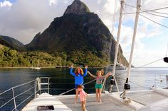 How NOT to Choose a Charter Boat in the Caribbean