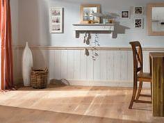 Osmo Interior wood floor finish - very hard, easy-care
