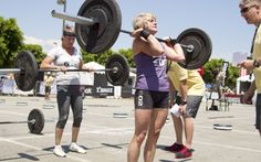 Betsy Finley @ CrossFit Games  Betsy is a 60+