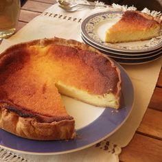 tarte de requeijão