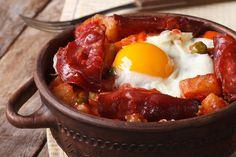 Huevos a la flamenca ¡Olé! - Recetín