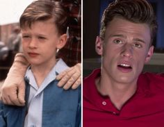 Blake McIver Ewing: 1993 [b: 27 Mar 1985] ... and now.