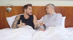 Bedtime Stories: Adam Lambert – Part 2