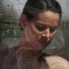 "Saatchi Art Artist Carla Ciuffo; Photography, ""rain bound"" #art"