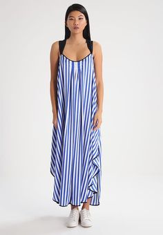 By Malene Birger SHALANA - Maxikleid - natural blue - Zalando.de