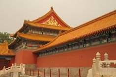 Pin for Later: The Most Haunted Spots in The World The Forbidden City, Beijing