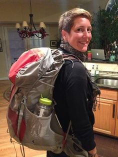 Great packing list for the camino!