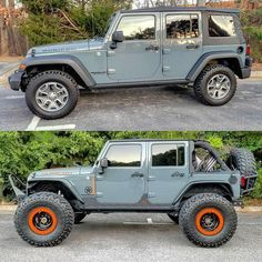 "4,969 Likes, 29 Comments - Evil Jeeps (@eviljeeps) on Instagram: ""#TransformationTuesday #EvoEverything @steelacon2.0 ____________________________________________…"""