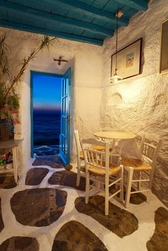 Caprice Bar, Mykonos, Greece