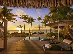 The Brando resort in Tetiaroa, French Polynesia, claimed the 'Brains and Beauty' prize for...