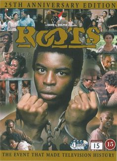 Roots (TV miniseries) - Wikipedia, the free encyclopedia Alex Haley, Great Tv Shows, Old Tv Shows, Movies And Tv Shows, Roots Tv, Mejores Series Tv, Nostalgia, Marvin, Cinema Tv