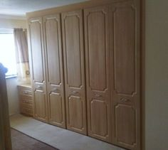 Constructed In Wardrobes