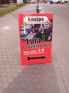 Lufa na dzień dobry - Kołobrzeg