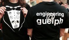 the coolest t-shirts. School Colors, Cool T Shirts, Engineering, Spirit, Cool Stuff, Inspiration, Black, Tops, Women