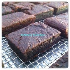 Allergy FREE Unsweetened Paleo Brownie | Kehoe's Kitchen
