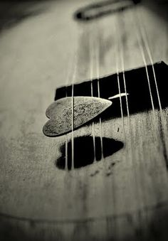 For the love of music...