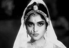 "milk-honey-tea: ""Vyjayanthimala in Phoolon Ki Sej (1964) """