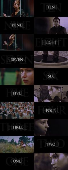 The Hunger Games countdown