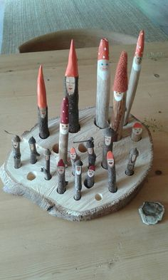 Kabouterstokjes ♡ gnome sticks.. door mij ♡KikiLief♡