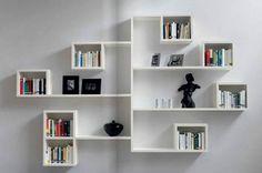 Alternative bookshelf three