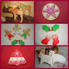 LA COCINA DE MORENISA: Ultimas Galletas de Navidad 2011