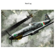 One of the truly great Italian planes. This was the Fiat Centauro(Centaur) It was a great plane; thanks to the German Diamler Benz DB Like all other Axis planes, there were only a handful produced. Ww2 Aircraft, Fighter Aircraft, Military Aircraft, Fighter Jets, Italian Air Force, Airplane Art, Airplane Fighter, Military Drawings, War Thunder