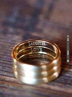 Laughter, Love, Commitment ~ Photography by   VIA #WEDDINGPINS.NET