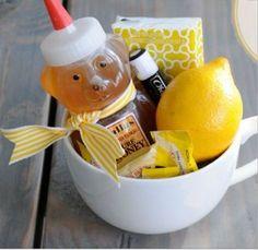 Get well soon gift homemade!! ❤❤
