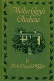 Mother Carey's Chickens by Kate Douglas Wiggin (1911) - cover