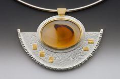 Linda Lewis Jewelry - Bird Pendant