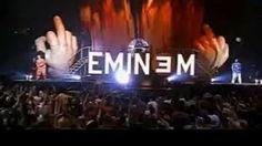 Eminem ft Marilyn Manson  - The Way I Am ( Live España-Barcelona)