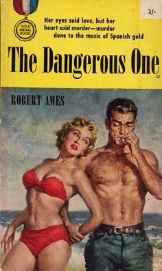 The Dangerous One, Fawcett Gold Medal, 1961