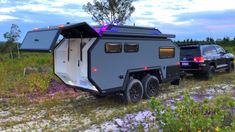 Brüder Off Grid Trailer – Camping Ideas Kombi Trailer, Kombi Motorhome, Off Road Camper Trailer, Overland Trailer, Home Made Camper Trailer, Off Road Teardrop Trailer, Truck Bed Trailer, Bug Out Trailer, Toy Hauler Trailers