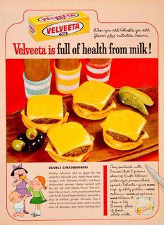 'VELVEETA' Kraft Foods Inc, 1964