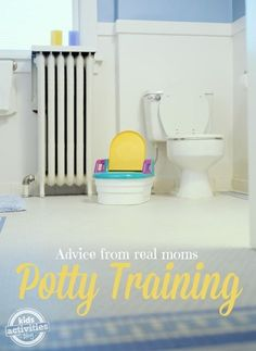 Here are some awesome tips and tricks to make potty training a snap. So simple, so smart.