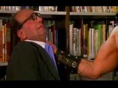 Don't miss this Conan the Librarian video!  Hilarious.