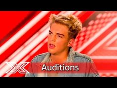 Freddy Parker… the modest boy with the massive voice? | Auditions Week 2...
