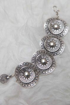 Coin Turkish Bracelet – americanthreads