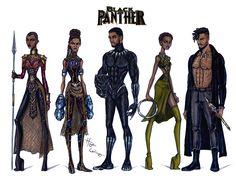 Black Panther collection by Hayden Williams https://www.instagram.com/p/BgJuY7GneIk/
