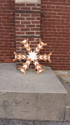 Check out this item in my Etsy shop https://www.etsy.com/listing/210021437/handmade-wooden-snowflakes-3ft-x-3ft-out