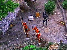 JF WORLD & WORD: The Tribe In The Picture - Uncontacted Amazon Trib...