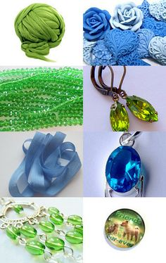 OPEN~GEMSALAD'S ROUND 236 REFRESHED~EVERYONE WELCOME! sales 5! by Dayle Wilson on Etsy--Pinned with TreasuryPin.com