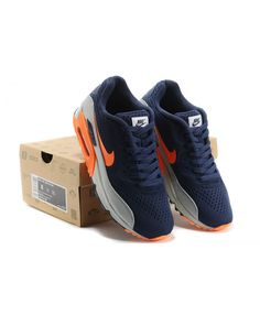 size 40 3a23c 3ff2a Nike Air Max 90 premium leather upper for comfort and durability,flex  grooves for natural movement