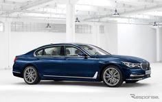 【画像】日本では3台だけ BMW7シリーズ特別限定車「センテナリーエディション」 1/5 - ライブドアニュース
