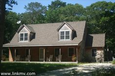 #MarthasVineyard #realestate. Pristine four bedroom two and a half bath Cape with low maintenance cedar trim and large mahogany deck set on a private wooded lot. Full walk out basement with great potential. www.lighthousemv.com/marthas-vineyard-island-wide-sales-87.html