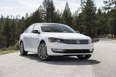 VW Passatt Top 15 Most Comfortable Cars