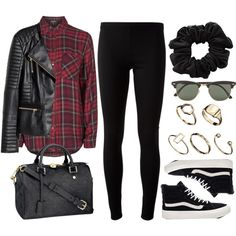 A fashion look from March 2016 featuring Topshop tops, H&M jackets and P.A.R.O.S.H. leggings. Browse and shop related looks.