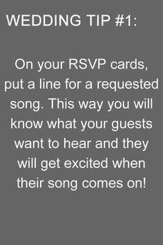 tips for wedding invitation response cards #weddinginvitation